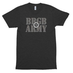 BBGB ARMY Short sleeve soft t-shirt