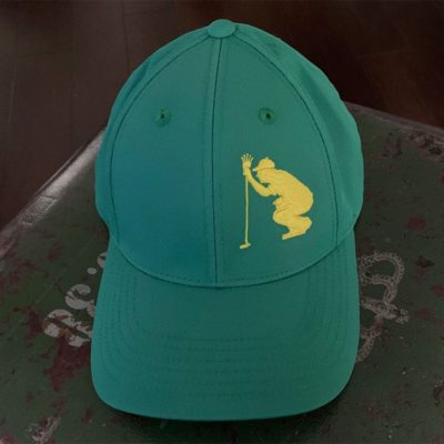 King of The Green Major Hat