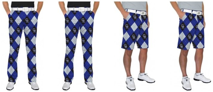 Loudmouth Colorado Rockies