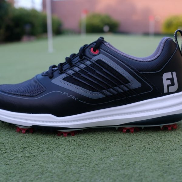 Review Footjoy Fury Spiked Golf Shoe The Breakfast Ball