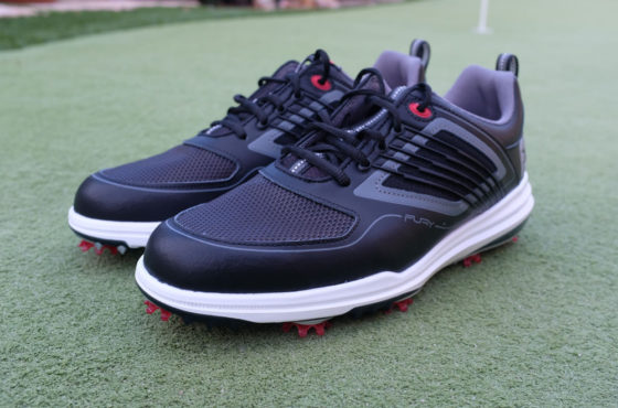 Review: FootJoy FURY Spiked Golf Shoe