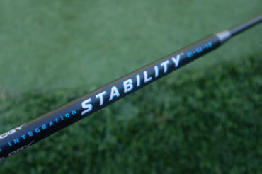 First Look: Stability Shaft from Breakthrough Golf Tech