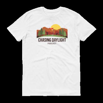 Chasing Daylight Podcast Short-Sleeve T-Shirt