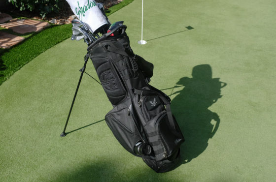 Subtle Patriot Covert Golf Stand Bag Review.