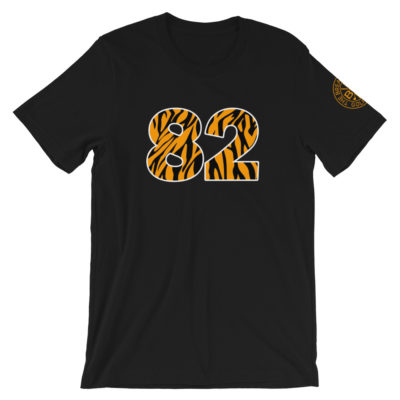 No. 82 Short-Sleeve Unisex T-Shirt