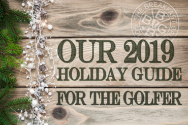 2019 Holiday Guide For The Golfer