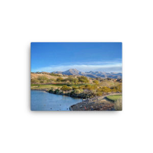 Rio Secco Golf Club Canvas Print 2 of 2