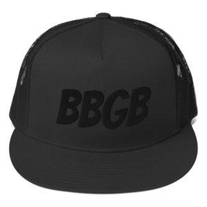 BBGB Trucker Cap