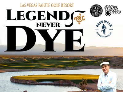 Legends Never Dye Golf Event