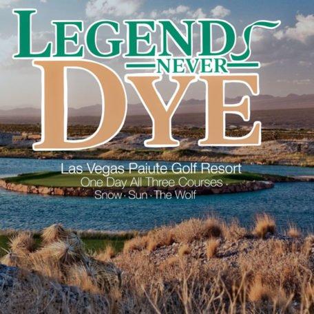 Legends Never Dye