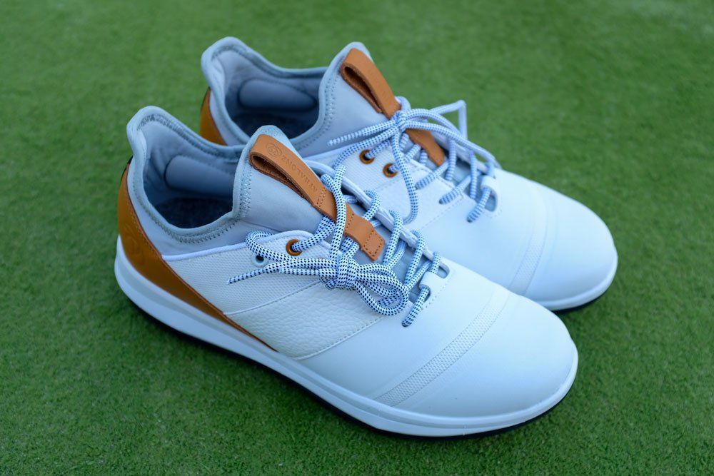 Athalonz Enve Golf Shoe Review The Breakfast Ball