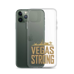 iPhone VEGAS STRONG Case