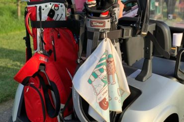 Review: New Golf Towels from Uther