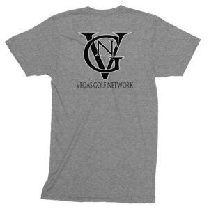 VGN Unisex Tri-Blend Track Shirt
