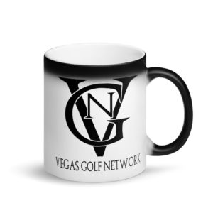 VGN Matte Black Magic Mug