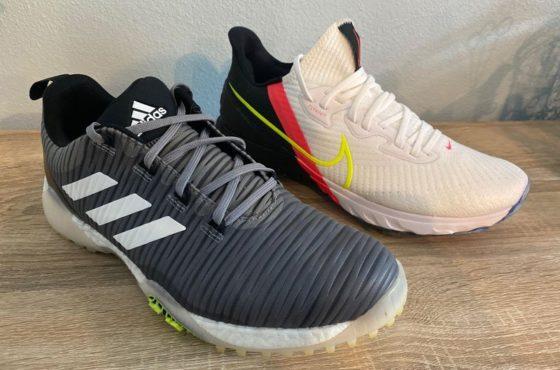 Nike Golf vs Adidas Golf – Shoe Battle Vol 1