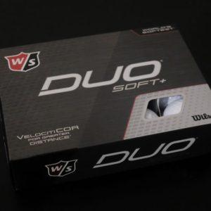 Wilson DuoSoft+ Golf Balls