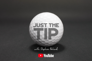 Just The Tip E4: Greenside Bunker Drop & Stop