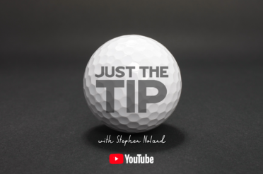 Just The Tip E5: A Drill for Hitting Fairway Woods
