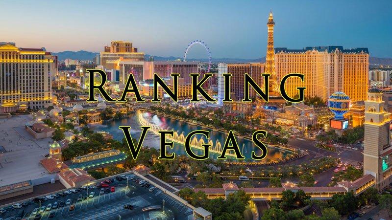 Ranking Vegas Golf