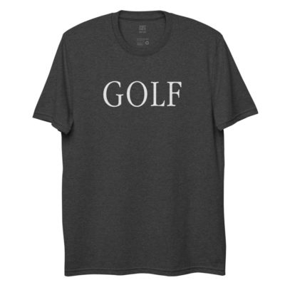 GOLF Unisex Recycled BBGB T-Shirt