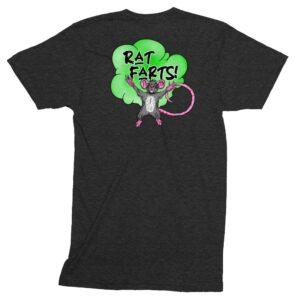 Unisex Tri-Blend Chasing Daylight Rat Farts Track Shirt