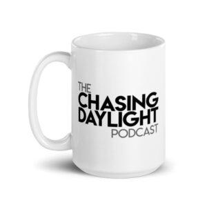 Chasing Daylight Mug