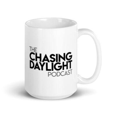 Chasing Daylight Podcast Mug