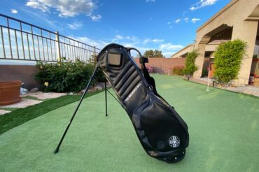 MNML GOLF: A Golf Bag You'll Want to Own