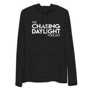 Chasing Daylight Unisex Lightweight Hoodie