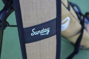 REVIEW: The Loma Bag from Sunday Golf