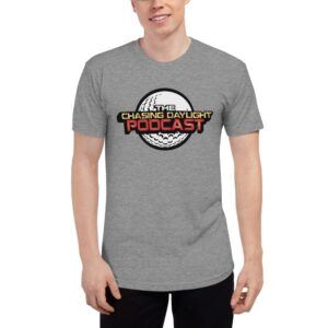 CDP Unisex Tri-Blend Track Shirt